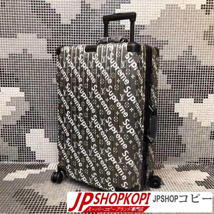 シュプリーム スーツケース 夏先に大活躍する 【2019春夏】最新コレクション SUPREME 特価セール