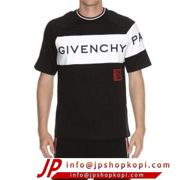 売上ランキング1位半袖/Tシャツジバンシー期間限定セール GIVENCHY クールビズ2色可選