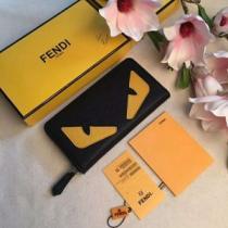 ファッション感満載!FENDI フェンディ 2018着回し度高めアイテム!長財布 売れた商品