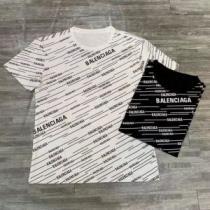バレンシアガ BALENCIAGA 今シーズン人気のアイテム Tシャツ/ティーシャツ 2色可選季節感をプラス人気商品