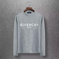 2019-2020秋冬のファッション 人気ファッション雑誌でも掲載 ジバンシー GIVENCHY 長袖Tシャツ 4色可選