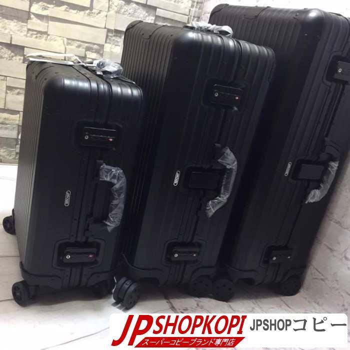 リモワ Rimowa デザイン抜群のアイテムスーツケース2019SSのトレンド商品 夏らしい季節感