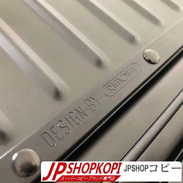 ブランドの話題の新作も! リモワ Rimowa 大人っぽく着こなし スーツケース2019SSのトレンド商品