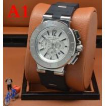 超激得格安 ブルガリ BVLGARI 2017 多色可選 男性用腕時計 完売品!