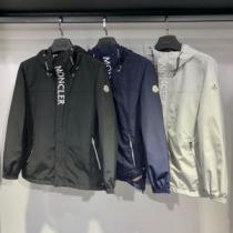 トレンド感があって涼しげ モンクレール MONCLER 2019年夏の一押しファッションアイテム ハーフコート 3色可選